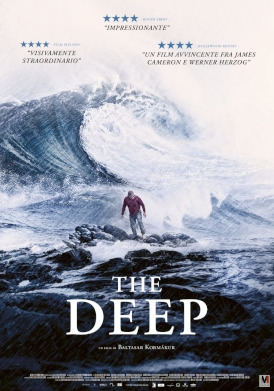Locandina film THE DEEP